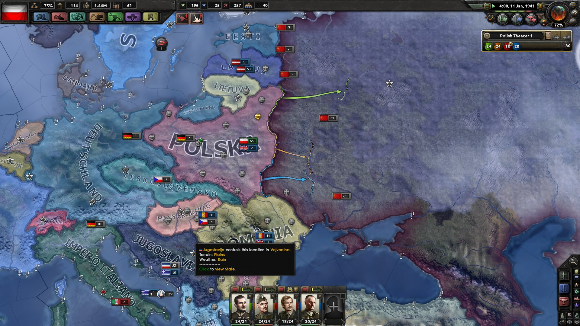 Polska run: Poland can into space, survive as Międzymorze