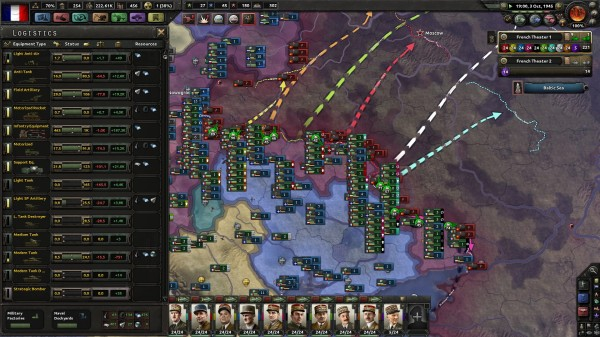 France run: vive la France under Big Entente (Hearts of Iron IV 1 4